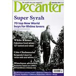 DECANTER - Sept. 2015
