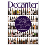 DECANTER - WORLD WINE AWARD 2017
