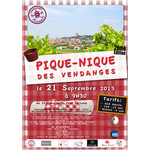 2éme Edition du Pique-Nique des Vendanges