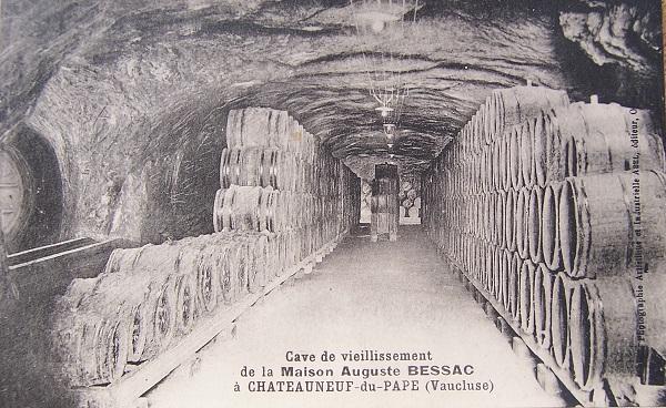 Cave d'élevage